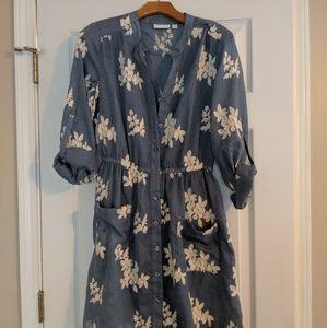 New York and Company Small Floral Dress